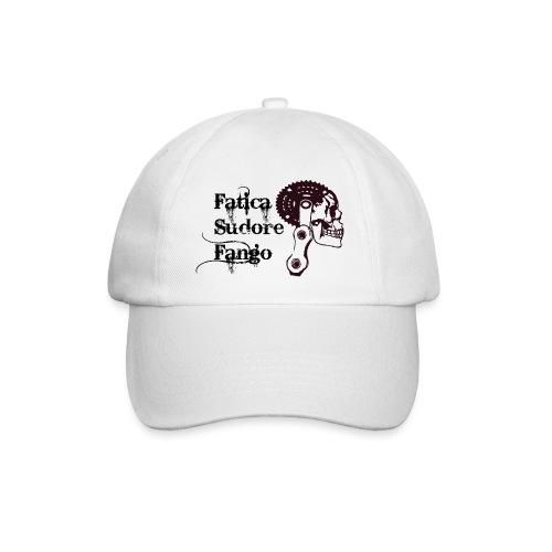 mtb_logo_fatica_fango_spr - Cappello con visiera