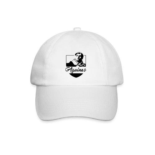Aquinas logo sans - Baseballkappe