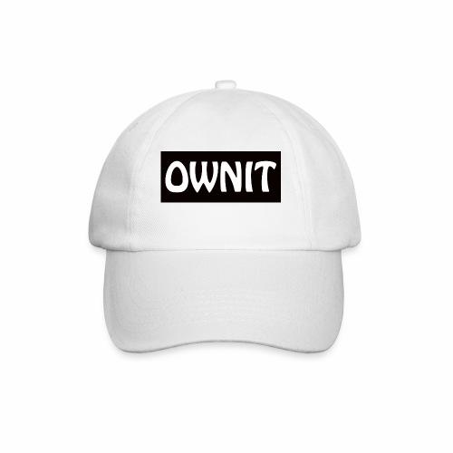 OWNIT logo - Baseball Cap