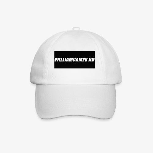 william shirt logo - Baseball Cap