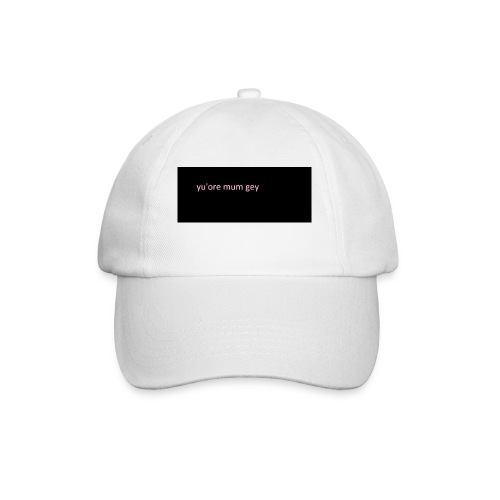 real meme merch - Baseballkasket