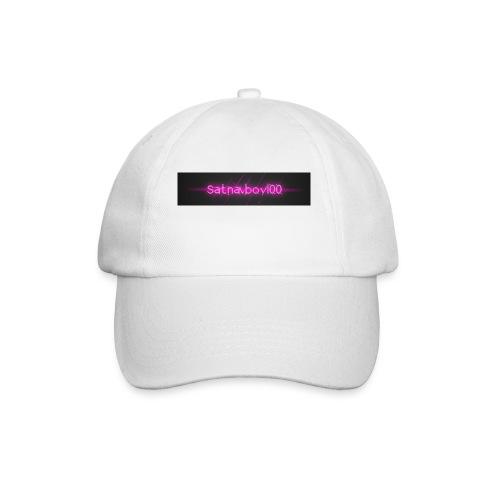 Satnavboy100 Shirt - Baseball Cap
