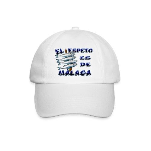 El espeto es de Málaga - Gorra béisbol