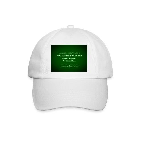 Citazione - Cappello con visiera