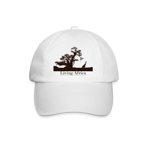 Ultimate_Living_Africa-png - Cappello con visiera