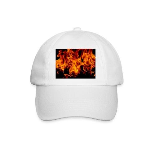 Fiamme - Cappello con visiera