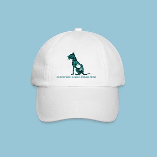 T-shirt pour homme imprimé Chien au Rayon-X - Casquette classique