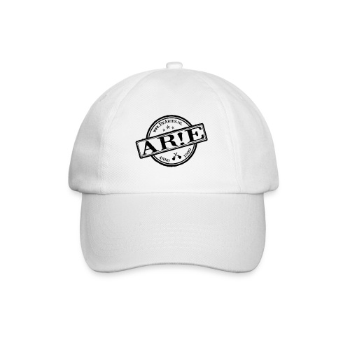 Backdrop AR E stempel zwart gif - Baseballcap