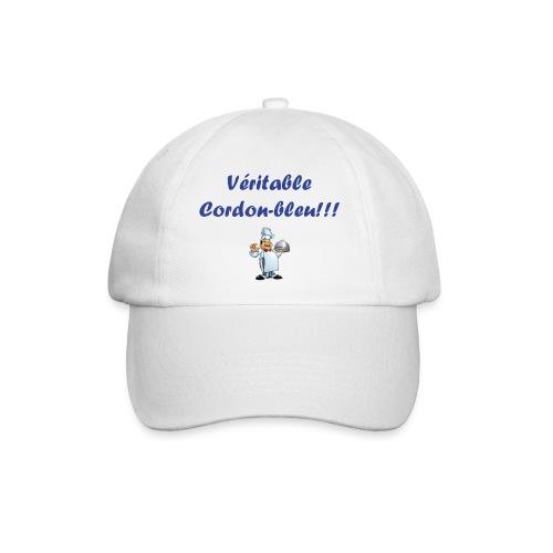 Cordon-bleu - Casquette classique