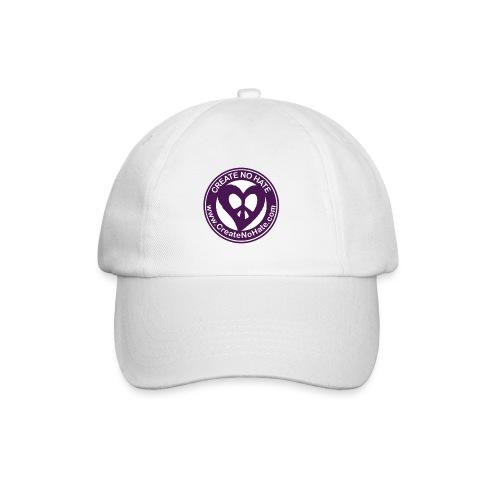 CreateNoHate Logo - Baseball Cap