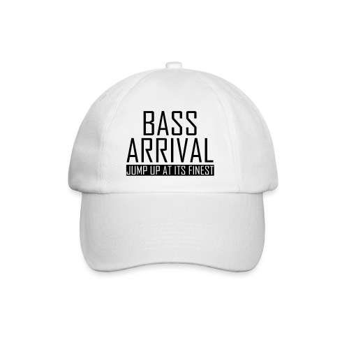 Bass Arrival - Jump Up at its Finest - Baseballkappe