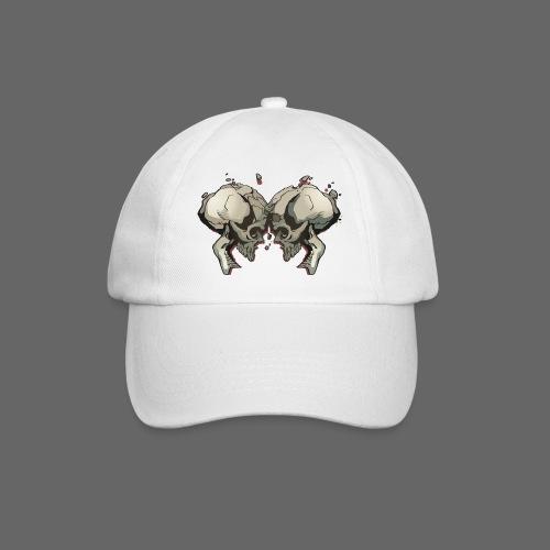 MHF_Logo_Loose-Skulls - Baseball Cap