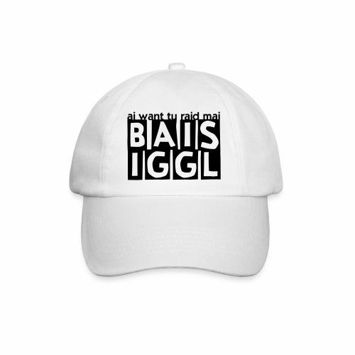 BAISIGGL square - Baseballkappe