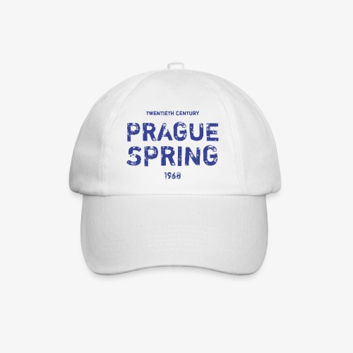 Prague Spring - Cappello con visiera