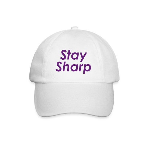Stay Sharp - Cappello con visiera
