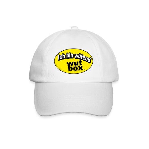 Ich bin wütend - WUTBOX - Baseballkappe