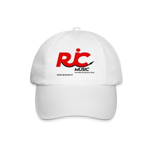 RJC Music avec site - Casquette classique