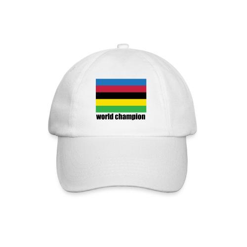 world champion cycling stripes - Baseballcap