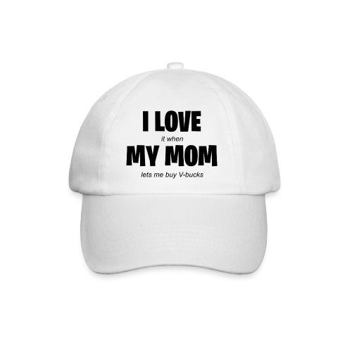 Love Mom Vbucks - Baseball Cap