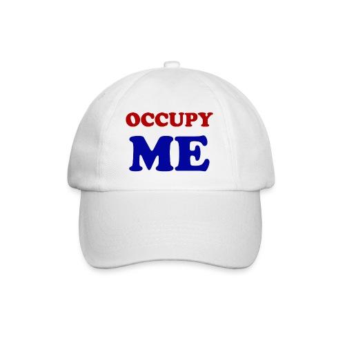 occupy me - Baseball Cap