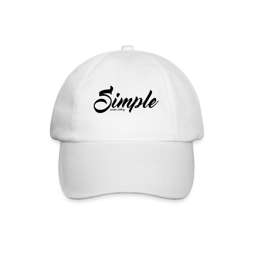 Simple: Clothing Design - Baseball Cap