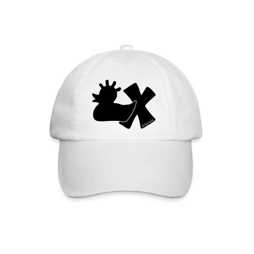 PunkEnte mit X v3.3 - Baseballkappe
