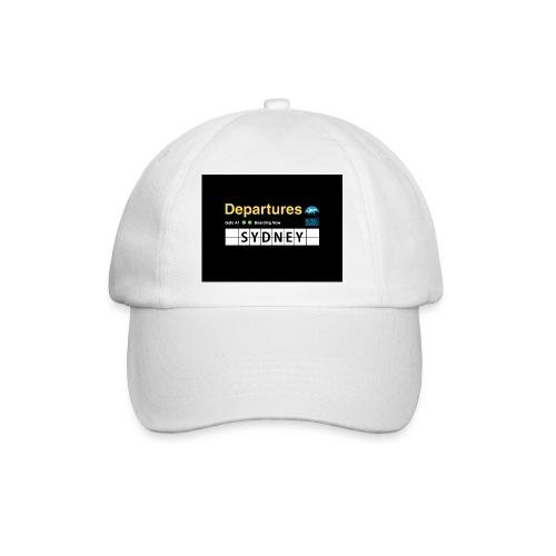 SYDNEY png - Cappello con visiera