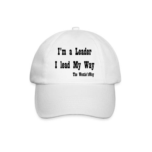 I lead My Way Black - Czapka z daszkiem