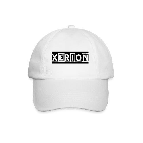 XERION CAP [BLACK] - Baseballkappe