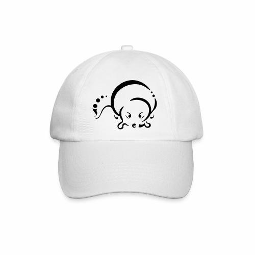 Otter, Tribal Design - Baseball Cap