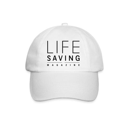 Casquette logo Noir Lifesaving Magazine - Casquette classique