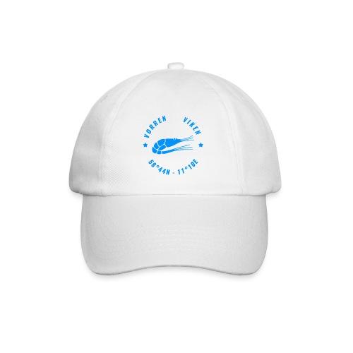 Vorren Logo MODERN [Blue] - Basebollkeps