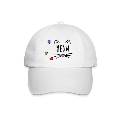 Meow - Gorra béisbol
