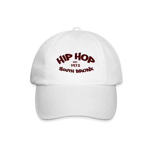 Hip Hop/Est.1973/South Bronx - Baseball Cap