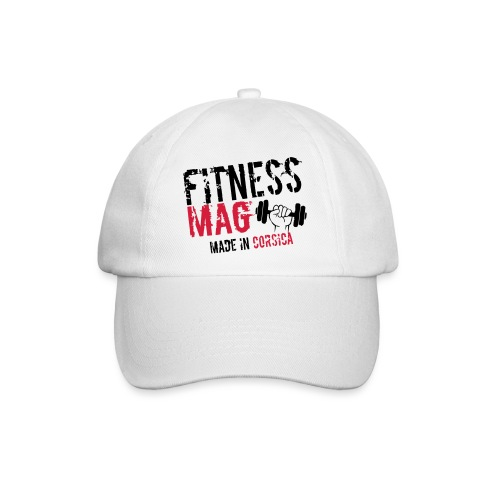 Fitness Mag made in corsica 100% Polyester - Casquette classique