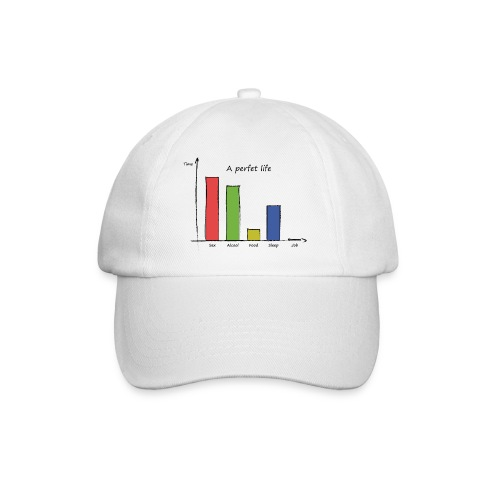 Vita perfetta - Cappello con visiera
