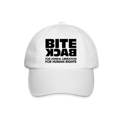 Bite Back logo - Baseballcap