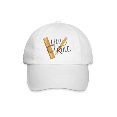 You rule! - Basebollkeps