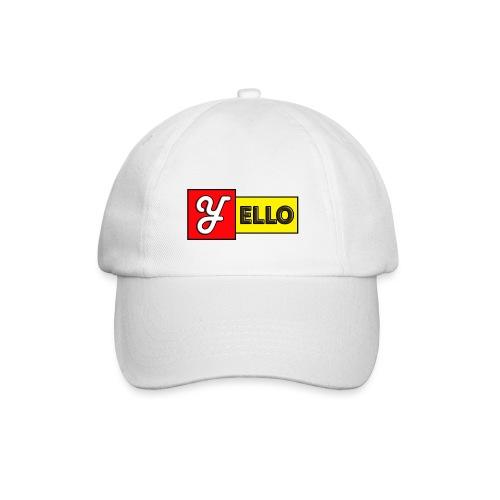 logo Yello PSHOP2 png - Casquette classique