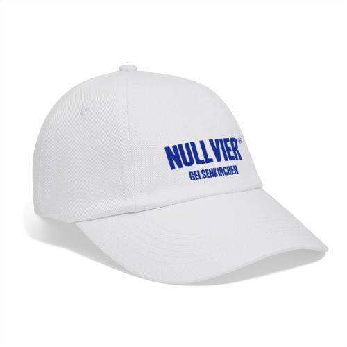 NULLVIER BLUE - Baseballkappe