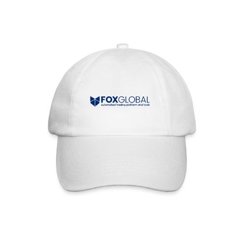 Logo unicolor hor - Baseball Cap