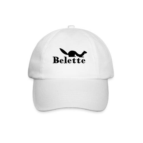 T-shirt Belette simple - Casquette classique