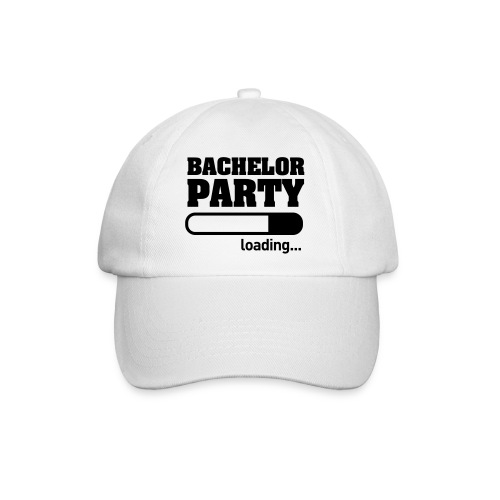 Bachelor Party Loading - Baseballcap
