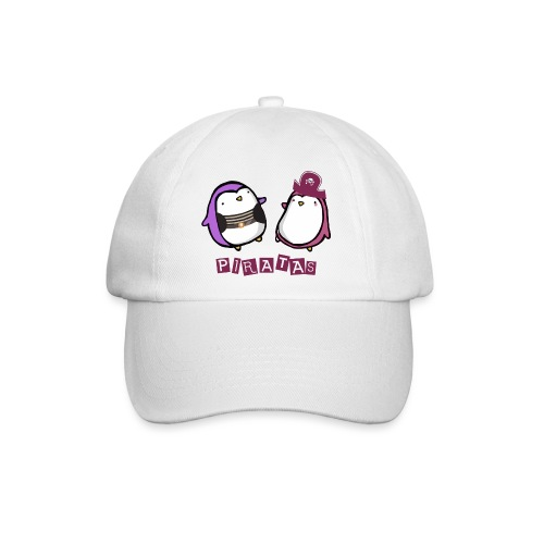PINGUINOSPIRATAS - Gorra béisbol