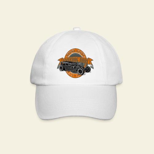Raredog Rods Logo - Baseballkasket