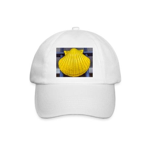 concha amarilla - Cappello con visiera
