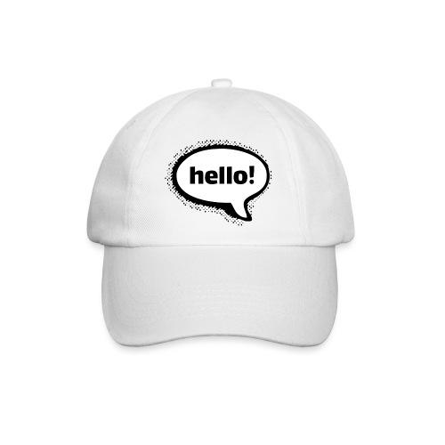 Hello - Gorra béisbol