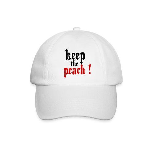 Mug Keep the peach ! - Casquette classique