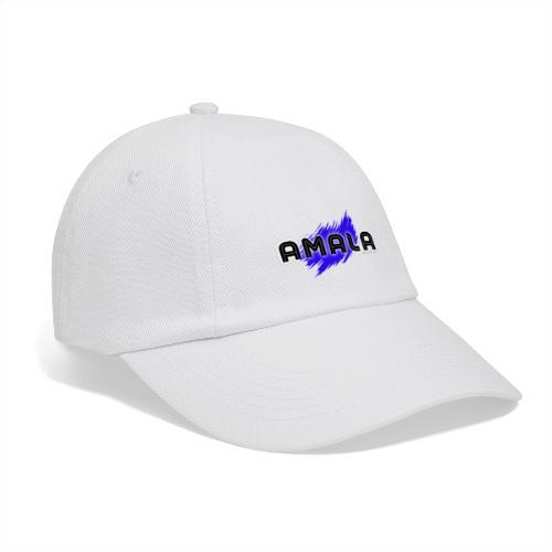 Amala, pazza inter (bianca) - Cappello con visiera