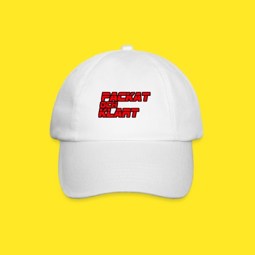 Hat Logo Red - Basebollkeps